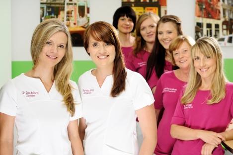 Praxis für Zahngesundheit Leipzig Dr. Jana Schutte I Team